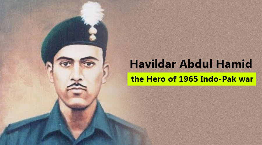 Havildar Abdul Hamid : A devout Muslim and the Hero of 1965 Indo-Pak war